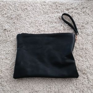 Oversized clutch/purse